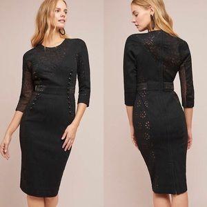 Byron Lars | Bettine Column Sheath Lace Dress 2